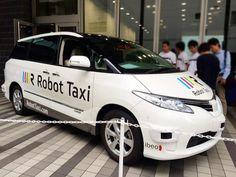 Robot Taxi wil geautomatiseerde taxi's op openbare weg gaan testen - http://visionandrobotics.nl/2015/10/05/robot-taxi-wil-geautomatiseerde-taxis-op-openbare-weg-gaan-testen/