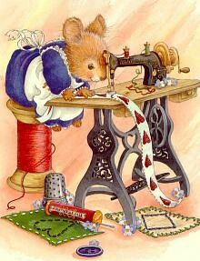 sewing mouse is so cute! I could make some kind of decoration for the sewing roo… sewing mouse is so cute! I could make some kind of decoration for the sewing room 🙂 Sewing Art, Sewing Rooms, Sewing Crafts, Sewing Projects, Free Sewing, Sewing Ideas, Patchwork Quilting, Quilts, Quilting Ideas