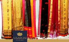 Ethnic Wear finds a special place in any women's wardrobe and enjoys limelight at every occasion. VAARUNI is an effort to keep this tradition going.