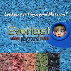 Rubber Mulch and Playground Rubber Mulch in 7 Colors direct from the Manufacturer. Rubber mulch installation tips, how to videos, and mulch comparisons. Playground Rubber Mulch, Kids Indoor Playground, Playground Ideas, Backyard For Kids, Backyard Ideas, Kids Play Area, Backyard Makeover, Outdoor Projects, Outdoor Fun