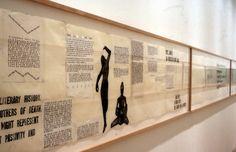 Nancy Spero & Kiki Smith ‹ Detail ‹ Exhibitions ‹ What's On ‹ BALTIC
