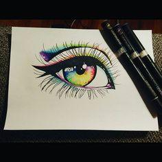 Chameleon Pens for Becca's designs