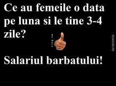 Ce au femeile o data pe lună? Humor, Memes, Laughing, Happy, Quotes, Funny Stuff, Movie Posters, Happiness, Quotations