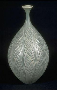 117 best Pottery Ideas - Vases images on Pinterest | Ceramic pottery ...