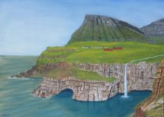 FAROE: ISLANDS OF THE SHEEP  $1.100.00     22 x 30