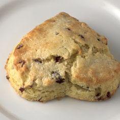 Buttermilk Cranberry Scones Recipe | Yummly