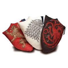 TV Fantasy Throw Pillows - These Game of Thrones Fantasy Pillows are Fit for Any Bannerman