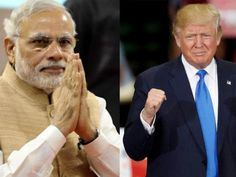 Hours after the Prime Minister spoke to Trump late Tuesday night, Modi in a series of tweets said they agreed to work closely to strengthen bilateral ties. #PMModi #DonaldTrump #VisitToIndia