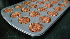 Baby Finger Food - Sweet Potato Rice Apple Turkey Loaf