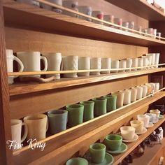 eriさんの、アンティーク,RC愛知,カフェ風,ファイヤーキング,棚,のお部屋写真