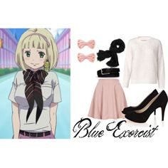 http://www.polyvore.com/anime_inspired_outfits_shiemi_blue/set?id=104956205 ANIME INSPIRED OUTFITS; Shiemi/Blue Exorcist inspired outfit