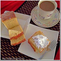 Sugar Almond Cake  #Cakes #Almonds