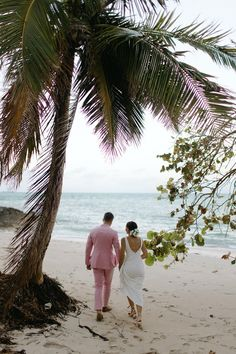 Isabel Seely and Gregory Buntain's Bahamas Wedding