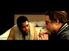 "Epic scene from the movie  ""Flight"" Cocaine Scene Denzel Washington"