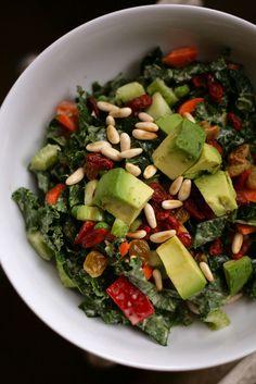 salad full of goodness