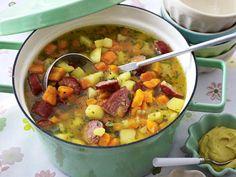 Eintopf - deftige Suppen mit ganz viel drin - moehreneintopf