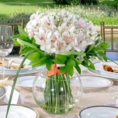 Costco - White Alstroemeria Wedding Collection. I think I like these more than roses! wedding-flowers