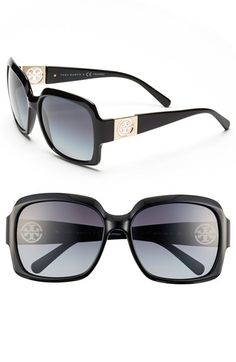 Tory Burch 59mm Polarized Sunglasses #ToryBurch #Sunglasses #Accessories