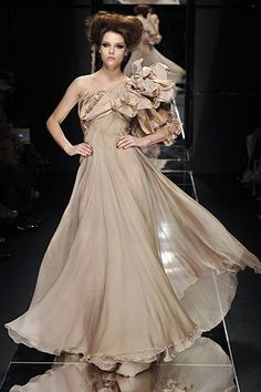 Elie Saab | Fall 2008 Couture Collection | Style.com