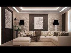 House Ceiling Design, Ceiling Design Living Room, Bedroom False Ceiling Design, Small Living Room Design, Home Ceiling, Home Room Design, Living Room Lighting, Home Interior Design, Living Room Designs