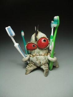I love James DeRosso's monsters! The Monsters - Monster8all