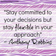 Be Flexible - Get Healthy U | Chris Freytag