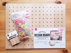 Interior Design Boards, Rubber Bands, Handmade Toys, Pastel Colors, Diy For Kids, Learning, Pastel Colours, Studying, Teaching