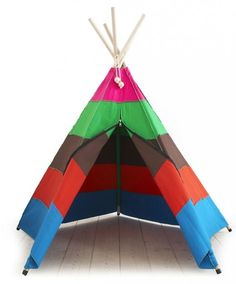 Skandivis   Hippie Tipi Play #Tent (#Blue/#Green)...   Wicker Blog  wickerparadise.com  Like this item, please visit here for more detail and best price! even more choice there