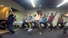 Dance Break: Watch These Dudes Break It Down To 2 Legit 2 Quit