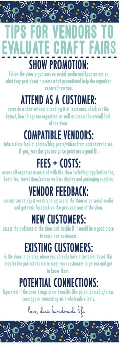 tips-for-vendors-to-evaluate-craft-shows-fairs-festivals-dear-handmade-life