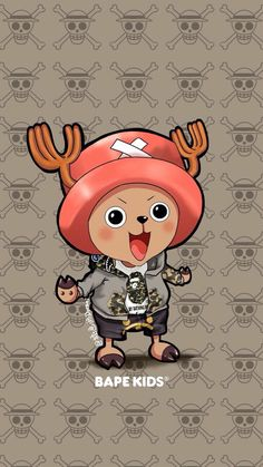Tony Tony Chopper One Piece Watch One Piece, One Piece World, One Piece Manga, Tony Chopper, One Piece Chopper, One Piece Wallpaper Iphone, Wallpaper App, Chibi Wallpaper, Wallpapers