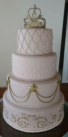 Beautiful Birthday Cakes, Amazing Wedding Cakes, White Wedding Cakes, Elegant Wedding Cakes, Beautiful Cakes, Amazing Cakes, Cupcake Cakes, Cupcakes, Quinceanera Cakes