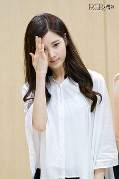 SNSD Seohyun Gangnam-gu ambassador