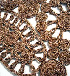 sisal rope art