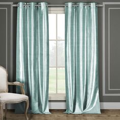 Features:  -Grommets color: Silver.  -Sheer.  -Please be aware that actual colors may vary from those shown on your screen.  -Blackout: No.  -Lined: No.  -Material: Polyester, Faux Silk.  Product Type