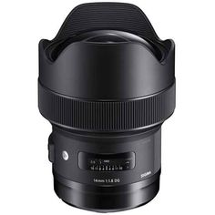 Sigma 14mm 1.8 DG HSM Art for Canon
