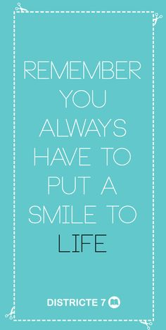Put a smile to your day!!!