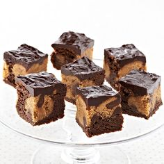 Ghirardelli Baking: Peanut Butter Brownie Bites Recipe Impressive Results Worth Sharing. Bake with Ghirardelli.