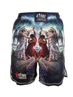 36446d15bc Jacob Wrestling God Shorts, CrossFit, MMA, Wrestling, Kickboxing, Boxing  Shorts