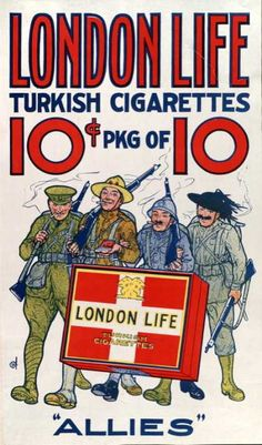 London Life, the Turkish treasure, never made it through the uncertainties of the 1900's, much to Ed's eternal regret.