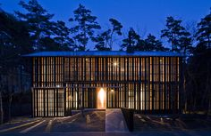 Residência em Daisen  / Osumi Yuso Architects Office