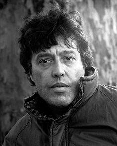 Tom Stoppard, born Tomas Sgtraussler (1937) - Czech-born British playwright, knighted in 1997. Photo by Dmitri Kasterine