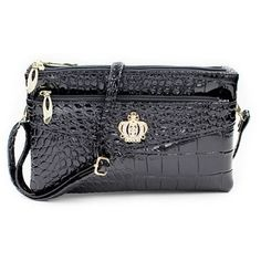 Women Clutch Handbag Long Wallet Large Capacity Phone Coin Cash Wallets For Female Carteira Feminina Purse Women Clutch Wallets Cash Wallet, Long Wallet, Clutch Wallet, Vintage Handbags, Black Handbags, Crossbody Shoulder Bag, Crossbody Bag, Shoulder Bags, Luxury Purses