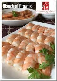 Image result for boiled prawns