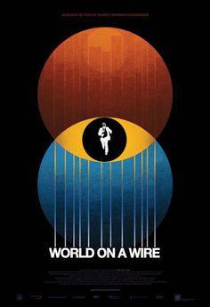 Welt am Draht (Aka World on a Wire) (1973) (Rainer Werner Fassbinder)