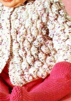 PDF Vintage 1960s Baby Pram Set Knitting by TheAtticofKitsch