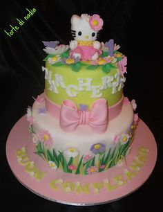 Hello Kitty by torte di nadia, via Flickr
