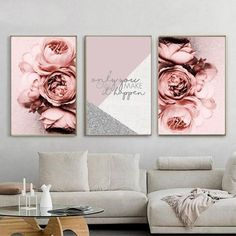 Items similar to Set of 3 posters Floral Fashion Women Portrait Photography Canvas Painting For Living Room Scandinavian Home Decor Wall Art Printable Gift on Etsy Photo Deco, Fashion Wall Art, Room Posters, Modern Art Prints, Floral Fashion, Living Room Art, Home Decor Wall Art, Canvas Wall Decor, Wall Art Designs