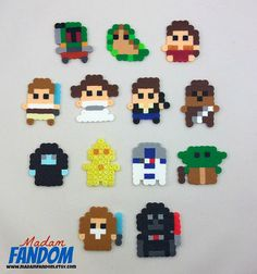 ◄► These are original MadamFANDOM designs. Truly unique gifts for your party goers! ◄►    Having a Star Wars party? Give your party guests the gift
