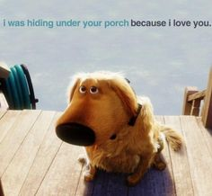 This reminds me of my parents dog Sam... He is so sweet and I love this movie.